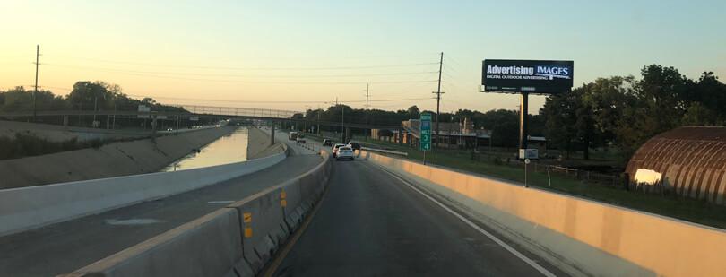 I-35 & K-15 South Digital Billboard